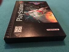 Starblade Alpha - PS1 PS2 Playstation Game