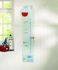 Lollipop Lane Children Height Growth Chart Measure Wall Sticker Kids Room Decor