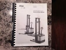 Crown WE/WS 2300 Series service and parts manual