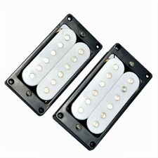 1 Set of Electric Guitar Humbucker Pickup For Gibson Guitar Parts Noiseless New