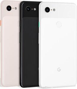 """XL3 Google Pixel 3 XL 64GB/128GB ROM 4GB RAM 4G LTE 6.3"""" 12MP Android Phone"""