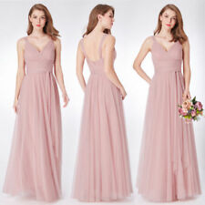 Prom V-Neck Lace Up Dresses for Women