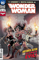 Wonder Woman #52 DC Comics Rebirth 2018 COVER A 1ST PRINT