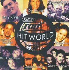 Ran Hit World (1996, SAT.1) DJ Bobo, Mark 'Oh, Scooter, Faithless, RMB,.. [2 CD]