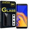 Vitre verre trempe film de protection d'écran Seri Samsung Galaxy J3/J4/J5/J6/J7