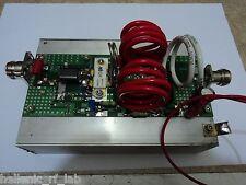 48-73 MHZ POWER AMPLIFIER PALLET 300 WATTS CLASS AB SSB-FM Heatsink + connectors
