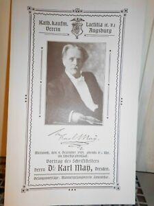 Sitara Das Land der Menschheitsseele - Vortrag 1909 - Karl May Forschung