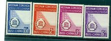 EMBLEMI - EMBLEM SOUTH VIETNAM 1958 UNESCO