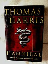 Hannibal by Thomas Harris HC/DJ 1999