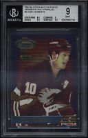 1993-94 SC Members Only Finest Gary Roberts Mint BGS 9 Subs 9.5 Calgary Flames