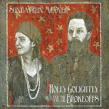 HOLLY GOLIGHTLY AND THE BROKEOFFS Sunday Run Me Over CD NEW Transdreamer folk