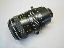 High Resolution Rainbow Zoom 1.0/8-48Mm C-Mount Lens for Digital Movie Camera