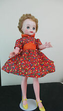 Mid Century Li5 V Hard Plastic Collectible Molly Molleye Doll Original