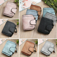 Cute Women Mini Wallet Card Holder Clutch Coin Purse Leather Handbag Purse Bag