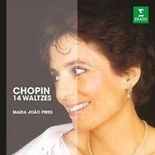 Chopin 14 Waltzes Maria Joao Pires 0825646419647