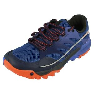 Mujer Merrell Zapatillas con Cordones All Out Charge J36882
