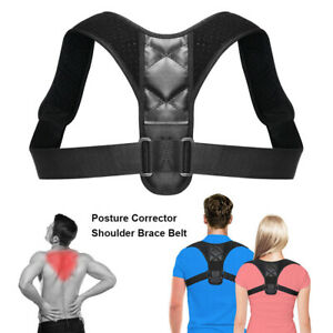 Adjustable Body Posture Corrector Back Body Pain Relief Therapy Free Shipping