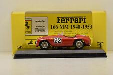 FERRARI 166 MM S #22 LE MANS 1949 ART MODEL 1/43 NEUVE EN BOITE