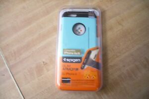 Spigen Apple iPhone 6 /6S [Slim Armor]Case Cover Shockproof SGP10960 Color Mint