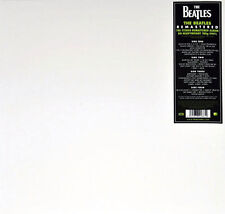 "THE BEATLES 'THE' WHITE ALBUM 2X LP 12"" Reissue Remastered Stereo 180G - SEALED"