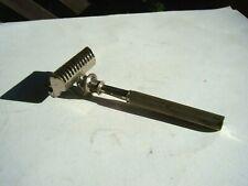 Vintage safety razor Ernst Scharff Germany  1910-20s