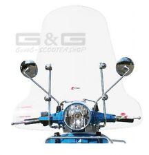 Parabrezza parabrezza Faco Vetro chiaro Alta Piaggio Vespa PX 80 125 200