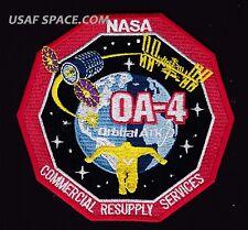OA-4 Cygnus Mission ORBITAL ATK - ISS NASA COMMERCIAL RESUPPLY - ORIGINAL PATCH