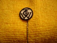 Vintage 1950's-60's stick pin T.G.W. Germany Football soccer