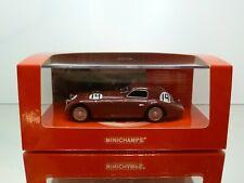 MINICHAMPS 120473 ALFA ROMEO 8C 2900 B LE MANS 1938 #19- 1:43 - EXCELLENT IN BOX
