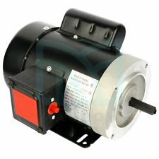 34hp Single Phase 115230 Volt 1725 Rpm Air Compressor Electric Motor