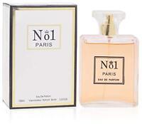 No1 PARIS, EDP for Women, Perfect Gift 3.4 Fl Oz  by Secret Plus