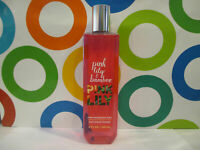 BATH & BODY WORKS ~ PINK LILY & BAMBOO FINE FRAGRANCE MIST ~ 8 OZ UNBOXED