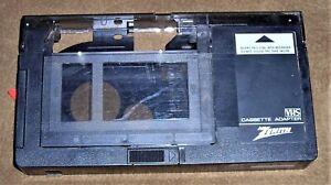 Zenith VHS-Cassette Adapter VAC 615