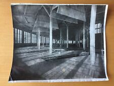 VINTAGE RARE GEORGE JACKSON CO CONSTRUCTION: Southland Power House Chicago Photo