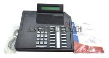 NORTEL MERIDIAN M2216 ACD 2 LINE DIGITAL LCD DISPLAY BLACK PHONE NT9K18AC03 USA