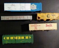 Ho Scale Train Lot For Parts