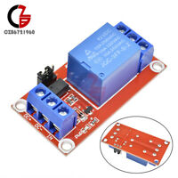 12V 1 CH Channel Relay Module with Optocoupler Isolation High/Low Level Trigger