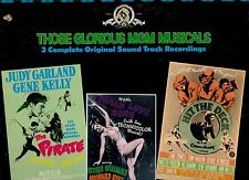 THOSE GLORIOUS MGM MUSICALS 2 LP OST Till the clouds roll by THREE LITTLE WORDS