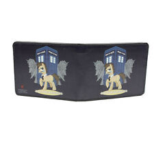 My Little Pony Doctor Whooves Black Bifold Wallet NEW