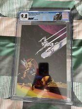 Silver Surfer: Black 1 CGC 9.8 JUSKO VIRGIN (102) Cheapest On eBay