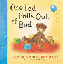 ONE TED FALLS OUT OF BED Children's COUNTING Picture Story Book JULIA DONALDSON