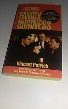 Family Business by Vincent Patrick (1986, Paperback) Fiction Combine & Save