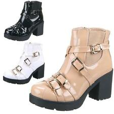 Zip Standard (B) Unbranded Wet look, Shiny Boots for Women
