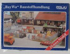 "POLA 845 - ""BayWa"" Baustoffhandlung - Spur H0 - Eisenbahn Modellbausatz -NEU&OVP"