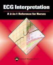 ECG Interpretation: A 2-in-1 Reference for Nurses (2-in-1 Reference for Nurses