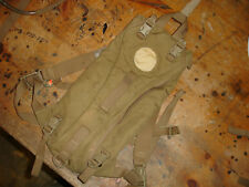 USMC TACTICAL HYDRATION CAMELBAK CARRIER ONLY COYOTE SOURCE EXC. COND.