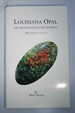 Louisiana Opal Book,  The One That Dares To Be Different , Ben Stevens  + extras