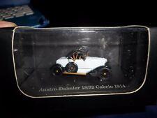 HO Atlas Masterpiece Austro Daimler 18/32 Cabrio 1914 # 87010 NIB