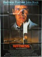 Plakat Kino Witness Harrison Ford KELLY Mcgillis - 120 X 160 CM