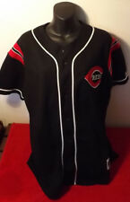 CINCINNATI REDS OFFICIAL RUSSELL JERSEY IN LIKE NEW COND SIZE L